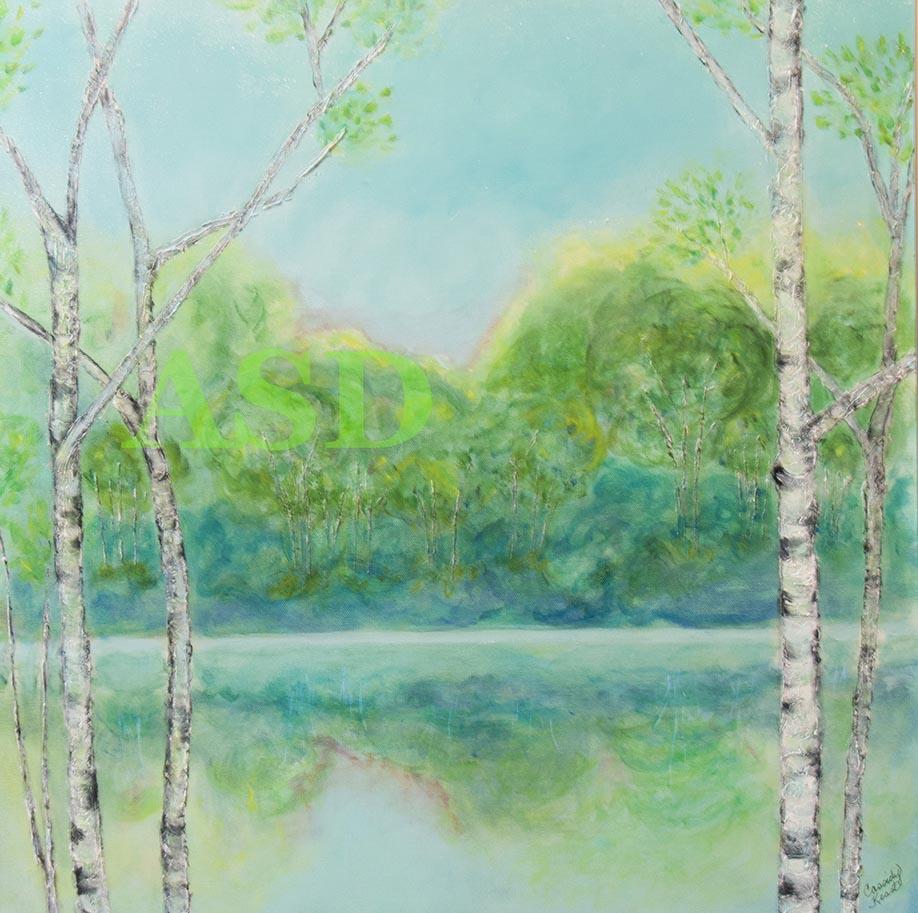 Spring Birch #1