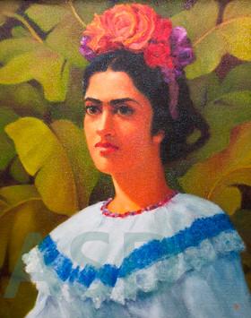 Inspired by Frida Kahlo