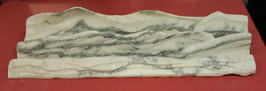 Marble waves by Theresa Lannen