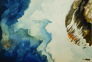 Gouache by Victoria Shephers