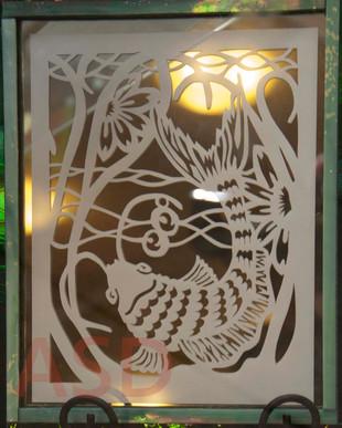 Mirrored Goldfish