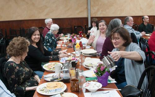 ASD members and guests