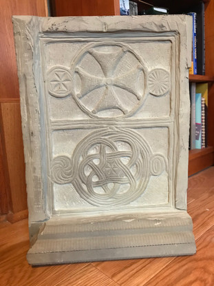 Maltese and Celtic Cross