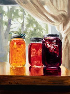 """Sweet Nectar"" by Jan Dale"