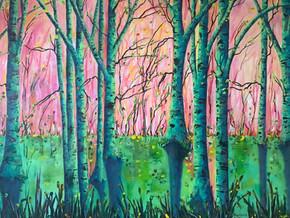 """""""Woodlands"""" by Sharlene Welton"""