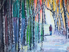 """Wander"" by Sharlene Welton"