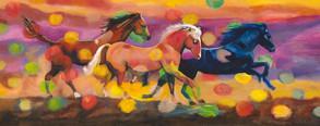 """""""Hold Those Horses"""" by Vasundhara Tolia"""