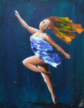 CelebratePainting Dancer 4ASD MotionChal