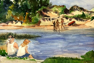 Platte River Afternoon