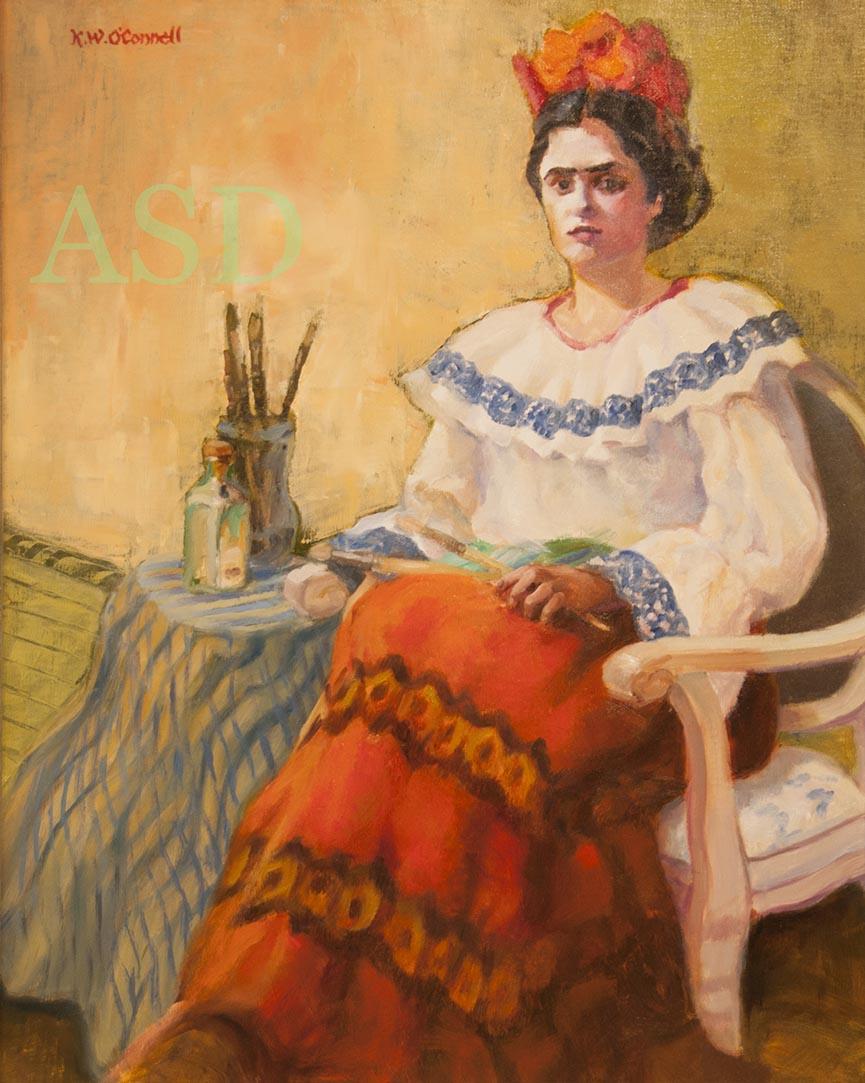 Frida Frame of Mind