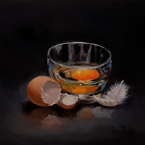 """""""A Good Egg"""" by Jan Dale"""