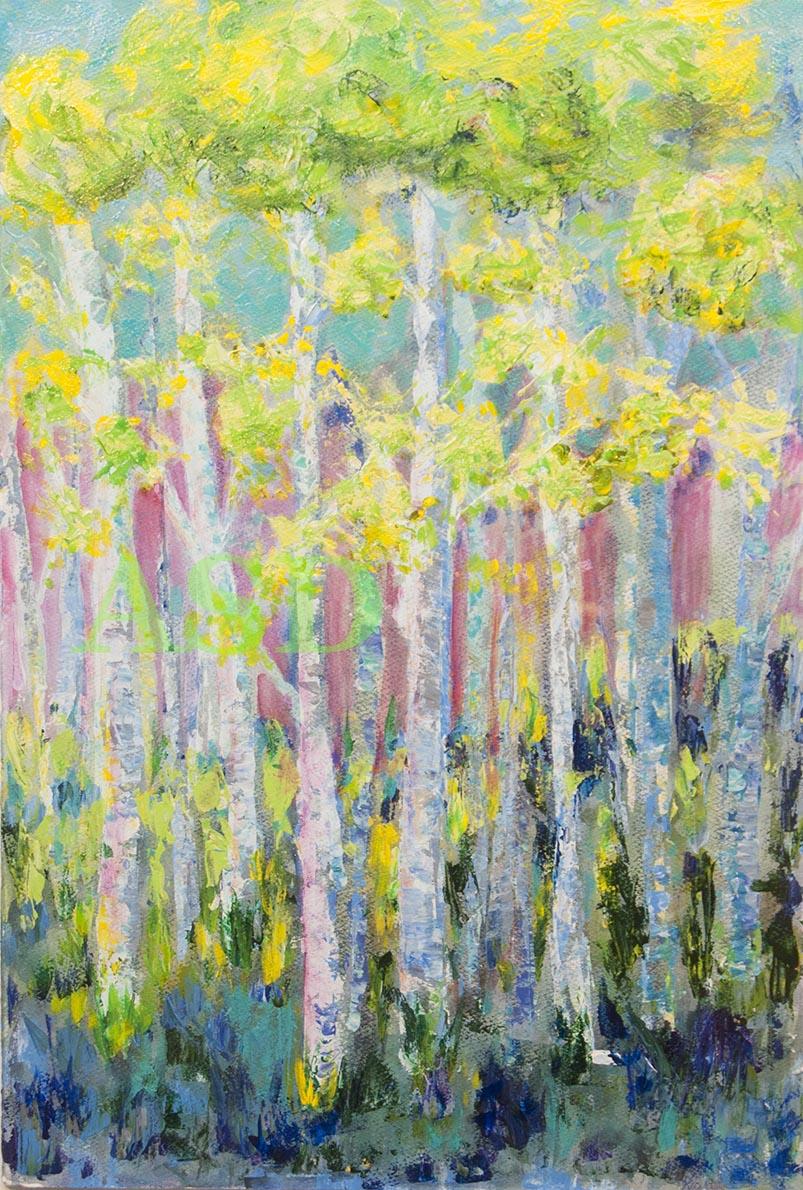 Spring Birch #2