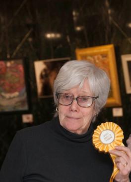 Artist Janet Grant