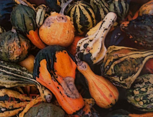 Gourd Pile