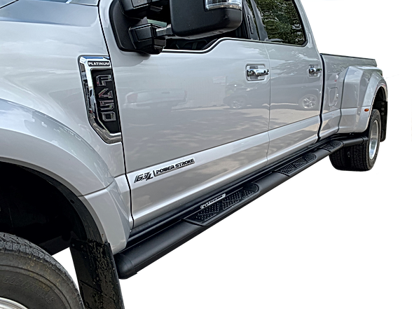 Ford Dually Excalibur Running Boards