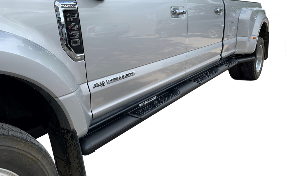 Excalibur Running Board Wheel To Wheel Ford F450