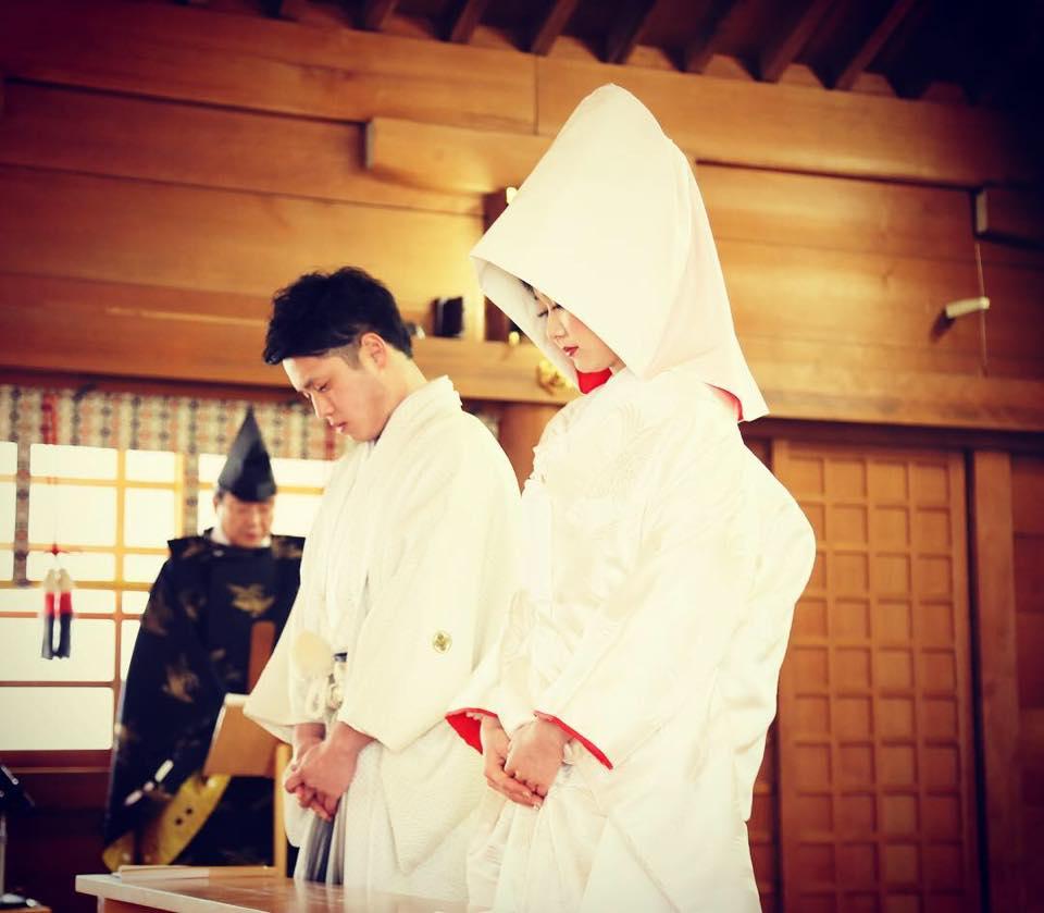 旭川市神社挙式