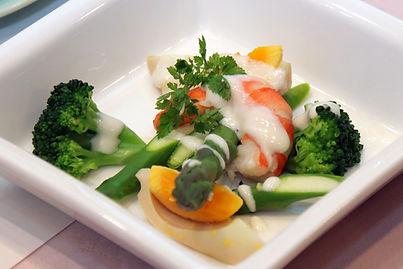 旭川メゾンドピアジェ 結婚式料理 コース料理