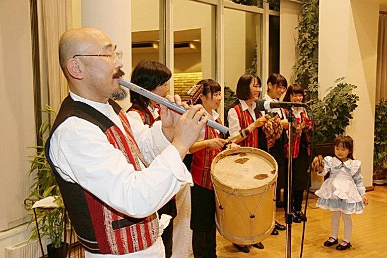 旭川結婚式 岸シェフ ケーナ