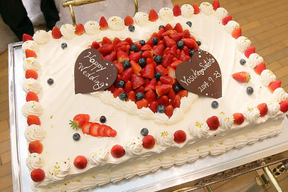 旭川メゾンドピアジェ ウェディングケーキ