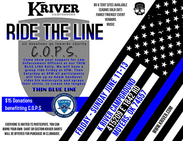 Copy of Police Fundraiser - Made with Po