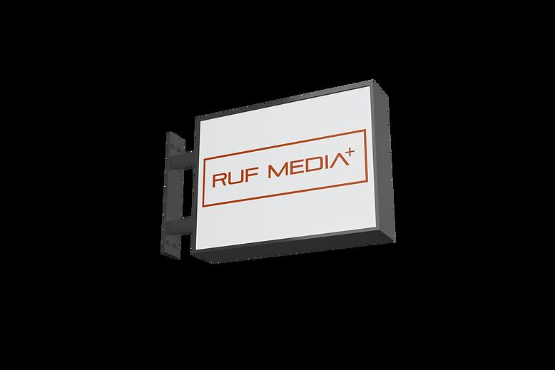 RUF MEDIA Reklame
