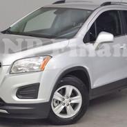 Chevrolet Tracker, NP