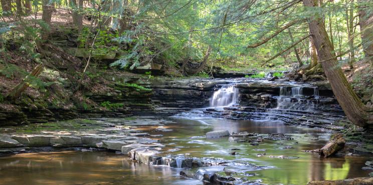 Falls at Christman 2
