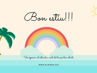 Bon estiu!!!