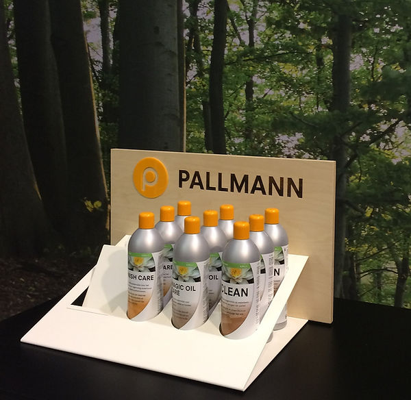 Pallmann display