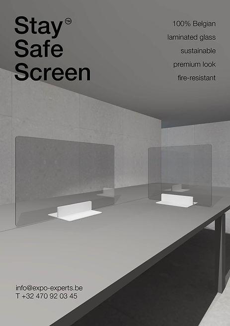 Stay Safe Screen_presentatie