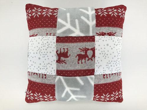 Rudolph étoilé avec dessous en minky gris