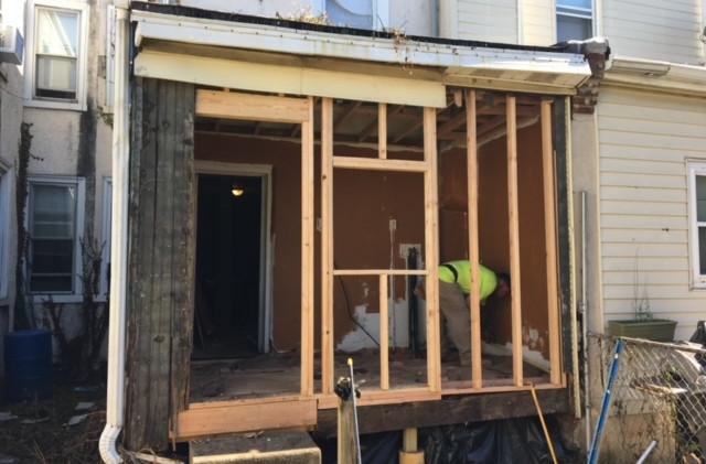 Restoring Homes in Urban Areas