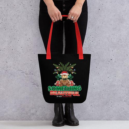 Tote bag 'Something Beautiful' - Tony Lindsay