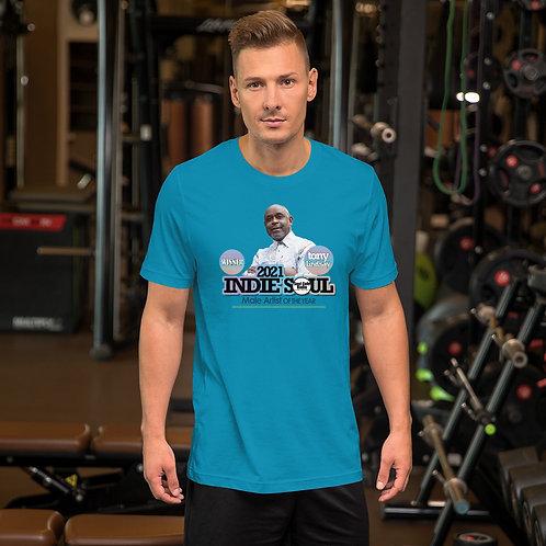 Short-Sleeve T-Shirt Male Artist Of The Year - Tony Lindsay