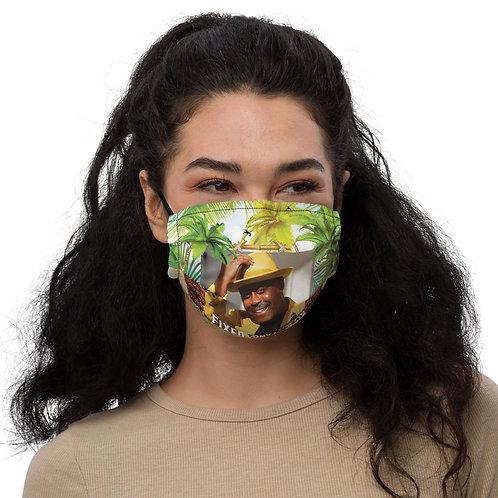 Premium face mask Fixed By Tony Lindsay - Luau