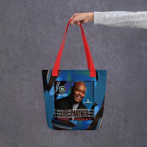 Tote bag Life Partner - Tony Lindsay
