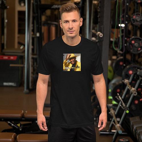 Short-Sleeve Unisex T-Shirt Fixed By Tony Lindsay - Album