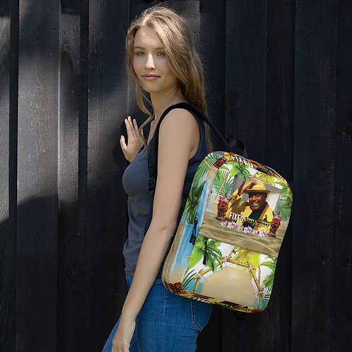 Backpack Fixed By Tony Lindsay - Luau