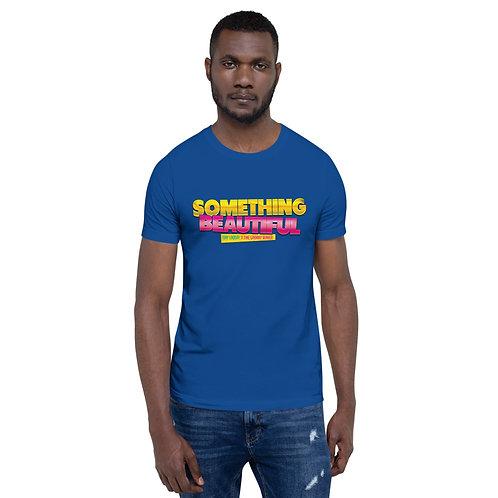 Men T-Shirt Something Beautiful - TONY LINDSAY 11 Time Grammy Winner