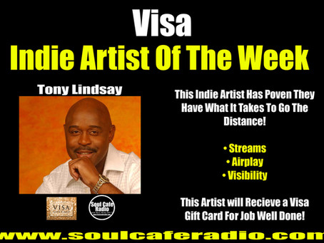 Visa Indie Artist of the week!
