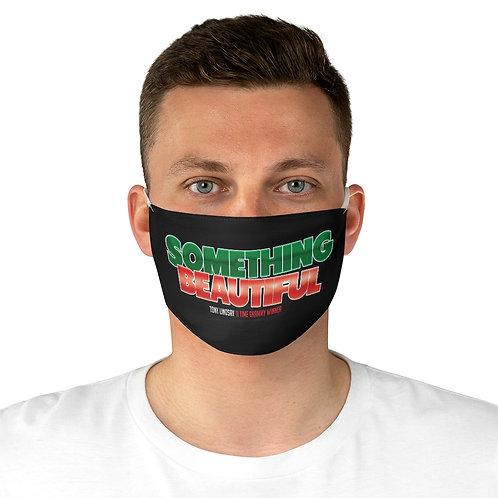Fabric Face Mask 'Something Beautiful' - Tony Lindsay