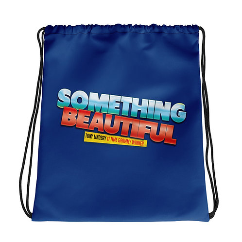 Drawstring bag Something Beautiful - Grammy Winner Tony Lindsay