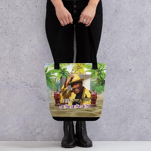 Tote bag Fixed By Tony Lindsay - Luau