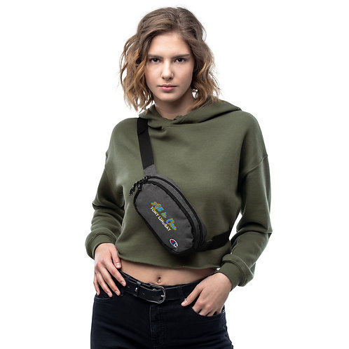 Champion fanny pack 'ALL IS ONE' Tony Lindsay