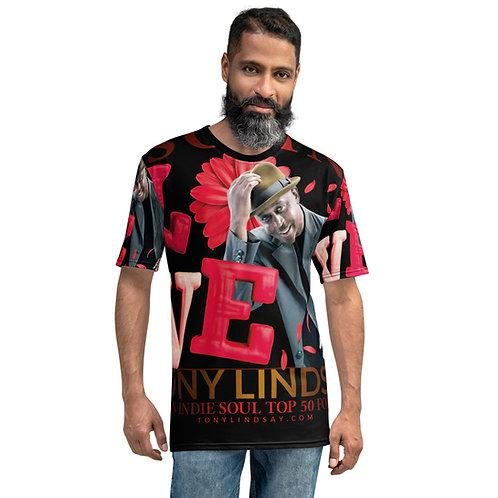 """Men's T-shirt """"So In Love"""" Tony Lindsay"""
