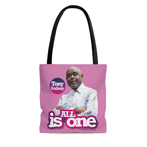 Tote Bag 'All is one—My people we are one'