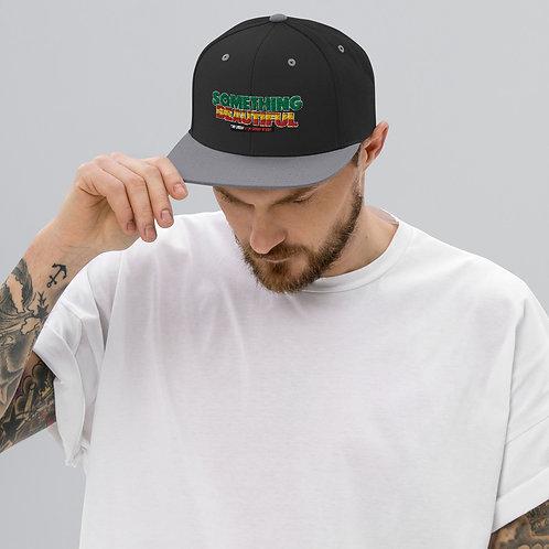 Snapback Hat Something Beautiful - Tony Lindsay