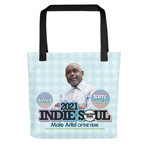 Tote bag Male Artist Of The Year - Tony Lindsay