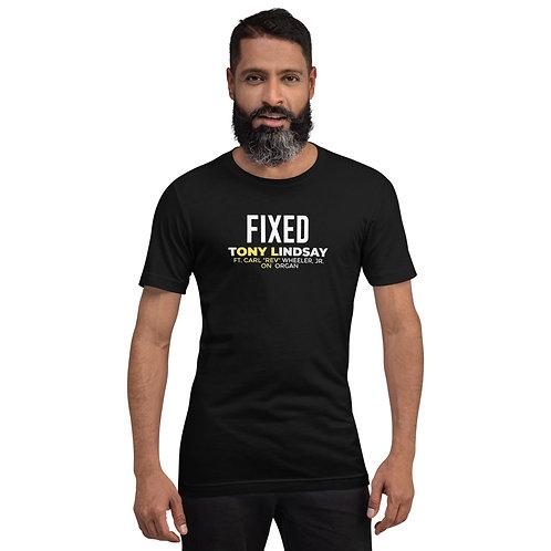 Short-Sleeve T-Shirt Fixed By Tony Lindsay - Logo